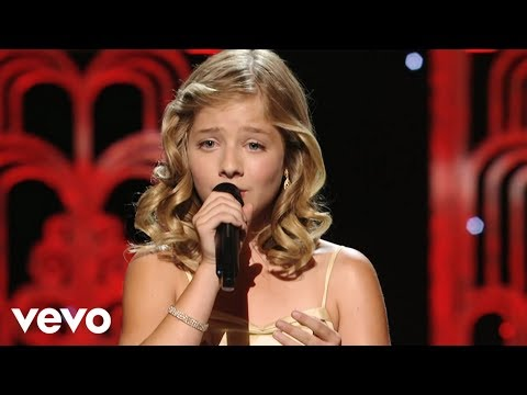 Jackie Evancho  Can You Feel the Love Tonight from Music of the Movies