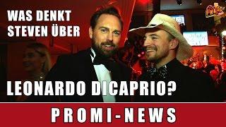Steven Gätjen über Leonardo DiCaprio | Interview