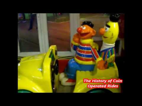 Riding Car With Elmo - YouTube