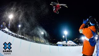 Men's Ski SuperPipe: FULL BROADCAST | X Games Aspen 2019