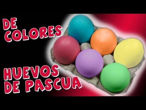 como pintar huevos de pascua how to easter eggs hacer huevos de pascua pintura facil para ti