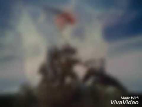 Fight song  Amazing Grace   in memory of world war 2 veteran Dominic Schaaf