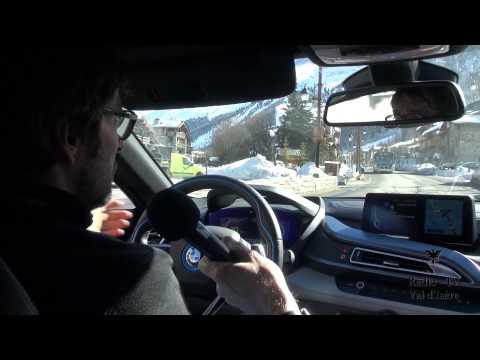BMW i8, l'essai d'un coupé sportif hybride qui décoiffe !
