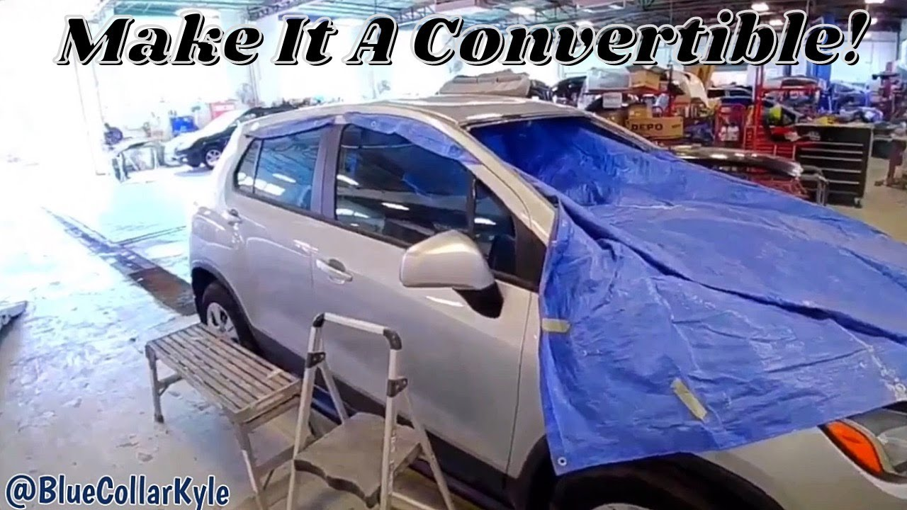 how to make a convertible