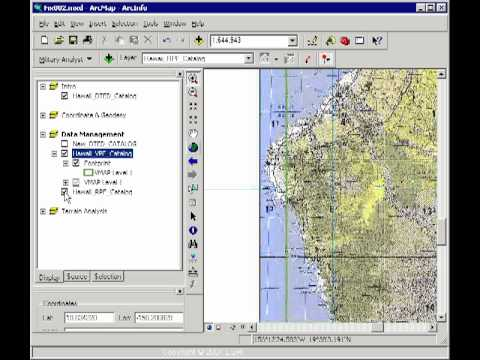 Introduction to ArcGIS Military Analyst 9 2
