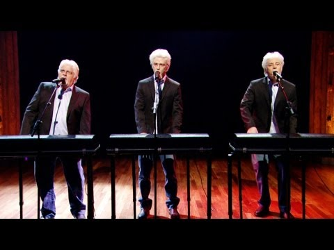 Three Michael McDonalds Sing