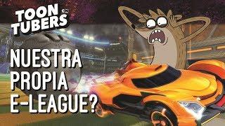 ¿QUÉ ES LA TOONTUBERS LEAGUE? | Toontubers | Cartoon Network