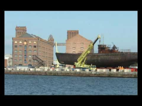 u-boat cut up