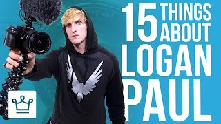15 Things You Didn't Know About Logan Paul
