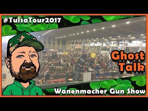 Wanenmacher Gun Show Saturday With Ghost Tactical - CloverTac Tulsa Tour 2017