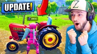 *NEW* VEHICLES coming to Fortnite: Battle Royale! thumbnail