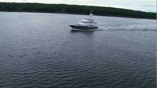 CaryAli 86 Nordhavn Luxury Expedition Yacht: For Sale