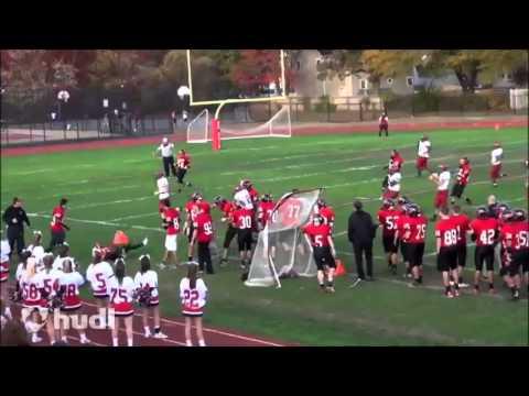 Kevin Walker Plainedge High School #18 WR/CB Class of 2014