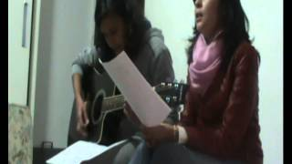 A Thousand Years (Cristina Perri) - Marilia Cruz e Amanda Bueno (cover)