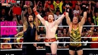 wwe raw 14 september 2015 full show