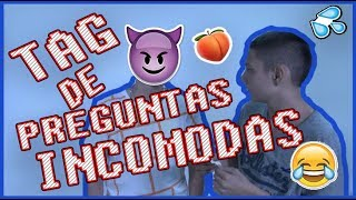 TAG DE PREGUNTAS INCOMODAS | Andres Rondon (Ft Camilo Medina)