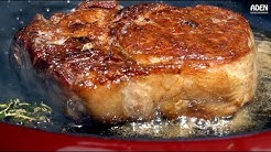 """The perfect """"well done"""" Steak - step by step"""