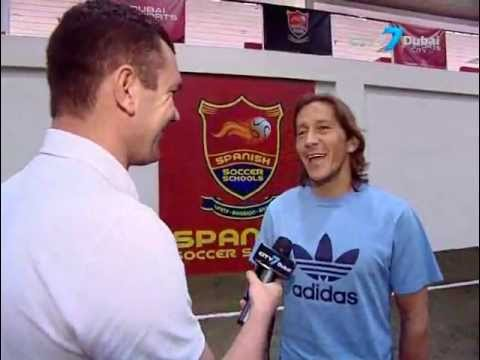 Sport on 7- Michel Saldago Interview