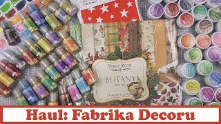 Haul Fabrika Decoru