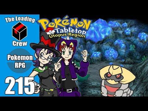 Pokemon Tabletop Adventures Utopus Region Episode 215 Jade And Lavi Pt 4