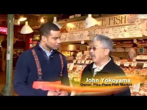 Business On Main -World Famous Pike Place Fish Market