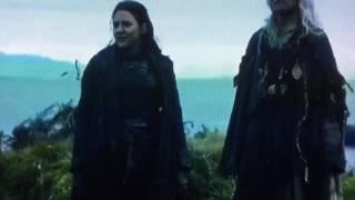 Theon declares Yara as queen