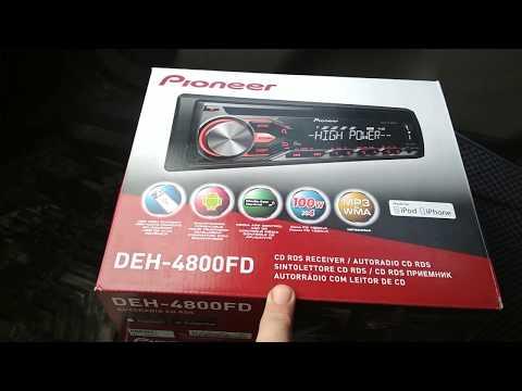 Самый громкий Pioneer 4800FD