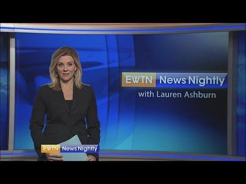 EWTN News Nightly - 2018-06-21 Full Episode with Lauren Ashburn
