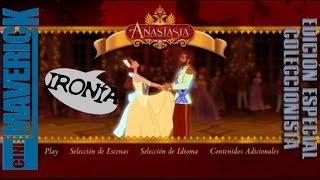 #EEC 2x19 - Especial Ironía: Anastasia
