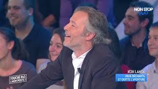 Ahmed Sylla quitte le plateau après une blague très osée de Jean-Michel Maire