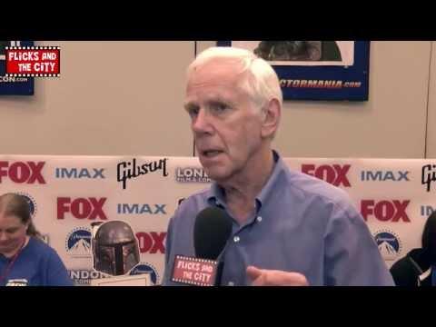 Star Wars Boba Fett Spinoff Movie & Episode 7  Jeremy Bulloch