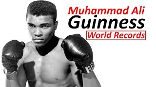 Muhammad Ali Guinness World Records - RapidLeaks