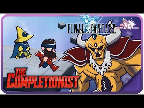 Final Fantasy I (PSP) 20th Anniversary | The Completionist