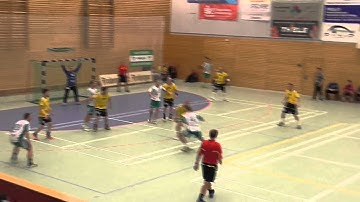 [Saison 2014/15] 60 Minuten - 106 Tore - HSG Freiberg vs. HSG Werratal 05