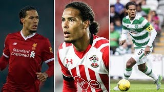 Virgil Van Dijk - All 30 Career Goals So Far | 2011-2018