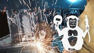 Территория сварки - сварка кузова полуавтоматом(Так как же восстановить кузов на автомобиле с помощью сварки. Имея в наличии простой полуавтомат (у нас..., 2016-03-01T12:36:05.000Z)