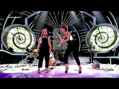 TuCaraMini6: Carla Y Roko Son Miley Cyrus