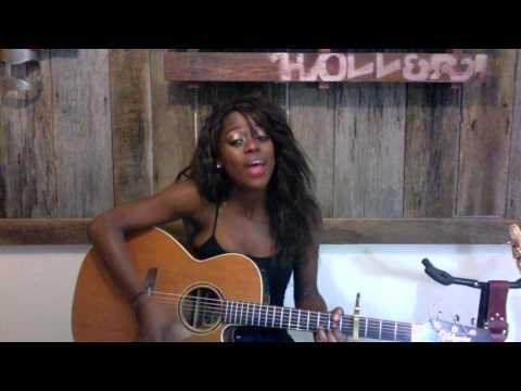 Smoke Break - Carrie Underwood (Acoustic Cover by Haeley Vaughn)
