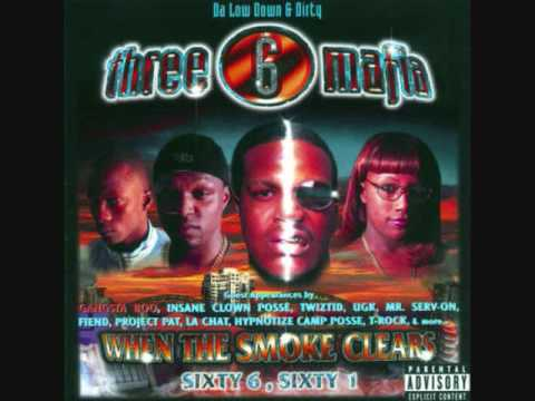 Three 6 Mafia-Weak Azz Bitch