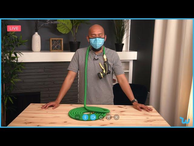 Wishformercials: Magic Gardening Hose