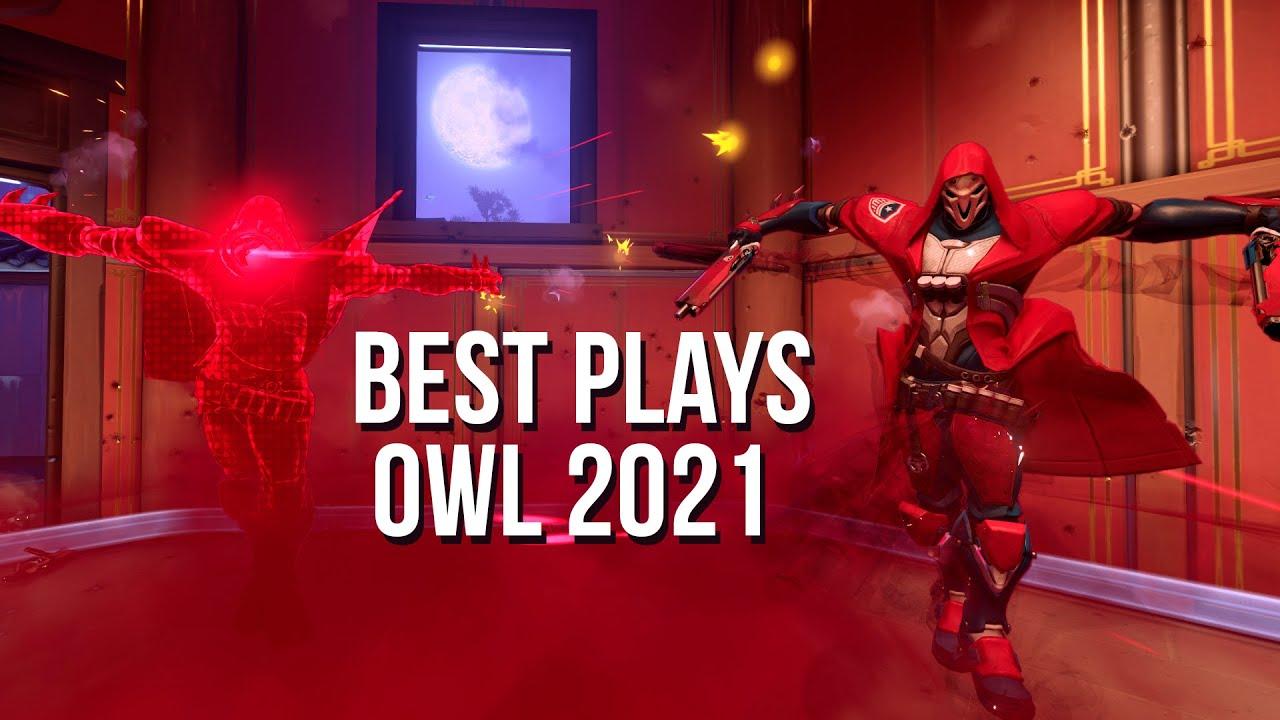 Download BEST PLAYS OVERWATCH LEAGUE 2021 | Overwatch Montage