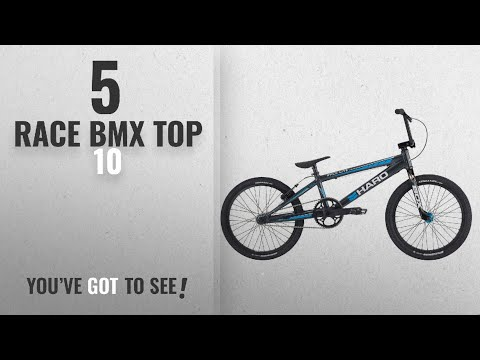 985e4afe5c0 Top 10 Race BMX [2018]: 2018 Haro BMX Race Team CF Pro XL Black - YouTube