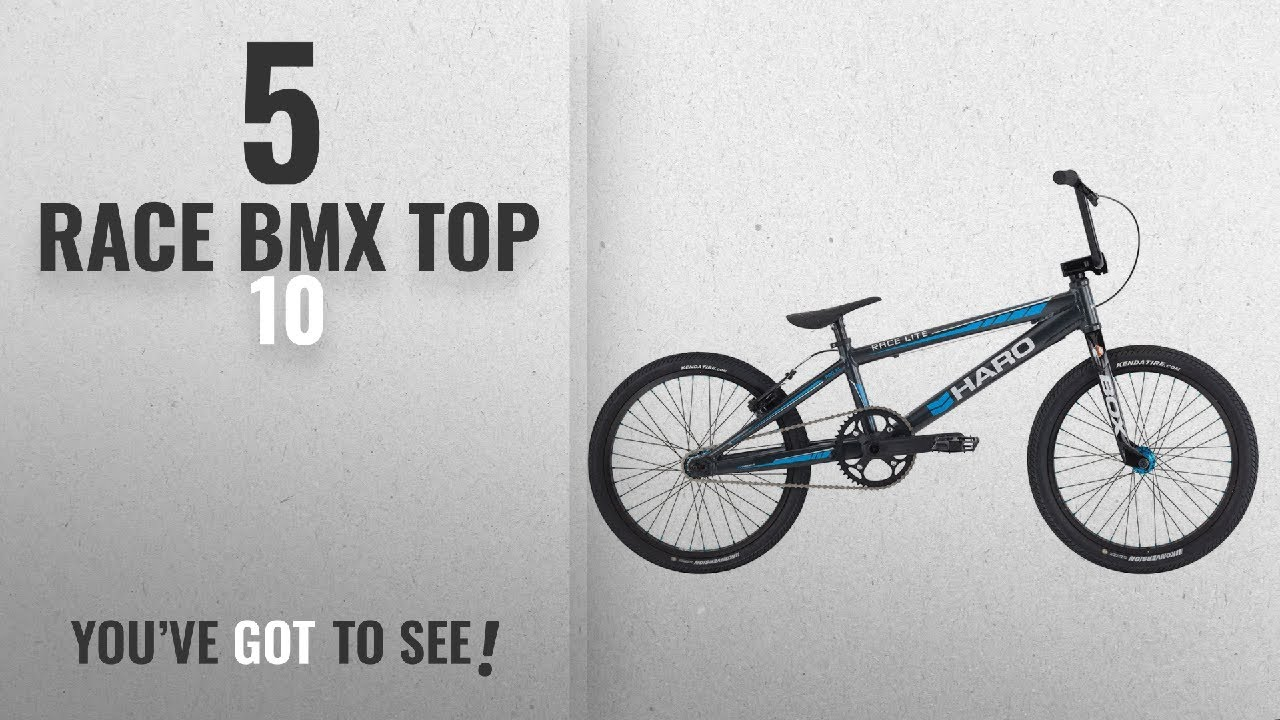 f6125f6a6e2 Top 10 Race BMX [2018]: 2018 Haro BMX Race Team CF Pro XL Black ...