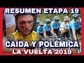 Last Kilometer - Stage 5 | La Vuelta 19