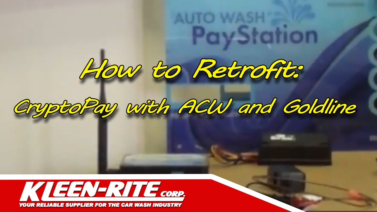 CryptoPay: Retrofit_ Hamilton ACW - YouTube