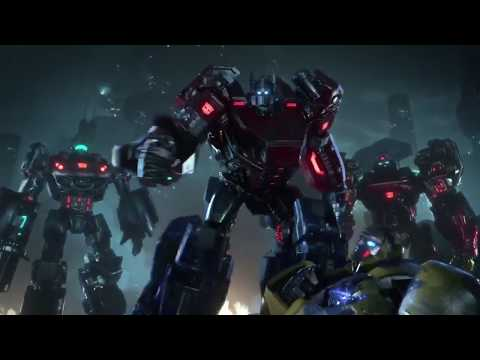 Transformers Tribute - The Night Begins to Shine |Music Video| HD