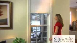 Good Housekeeping Cellular Shades with Cord Lock Control
