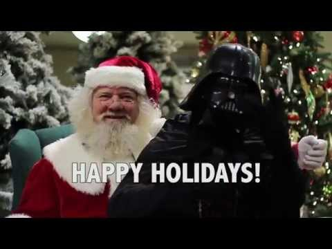 Darth Vader vs Santa Claus  - Epic Interview