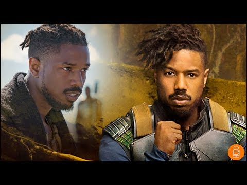 Black Panther villain Killmonger Story & Character Details Confirmed