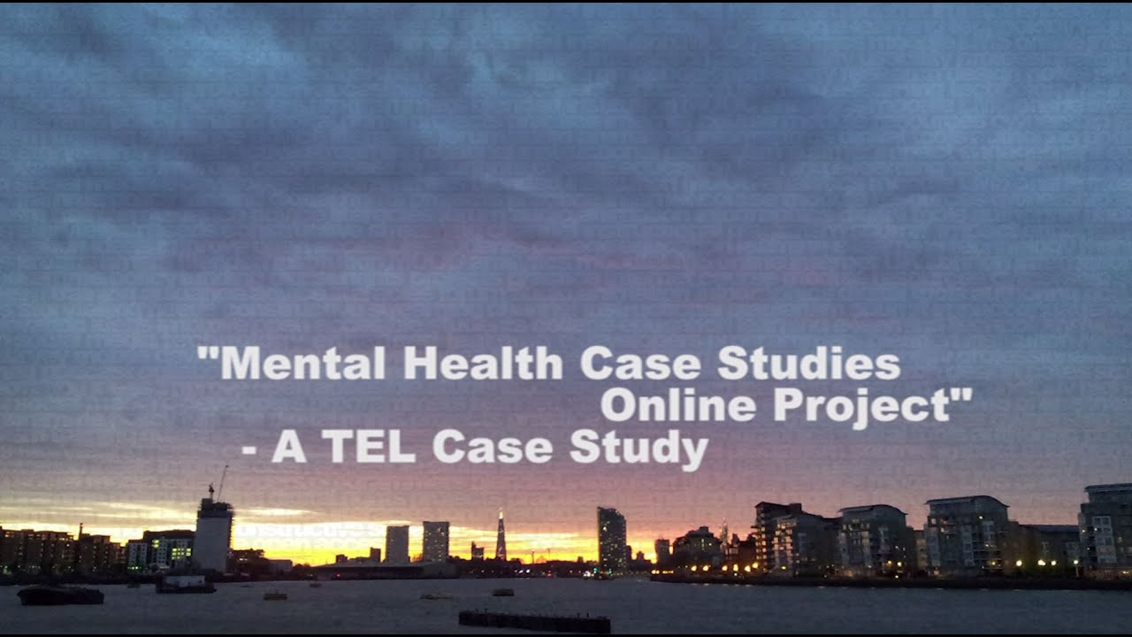 Mental Health Case Studies